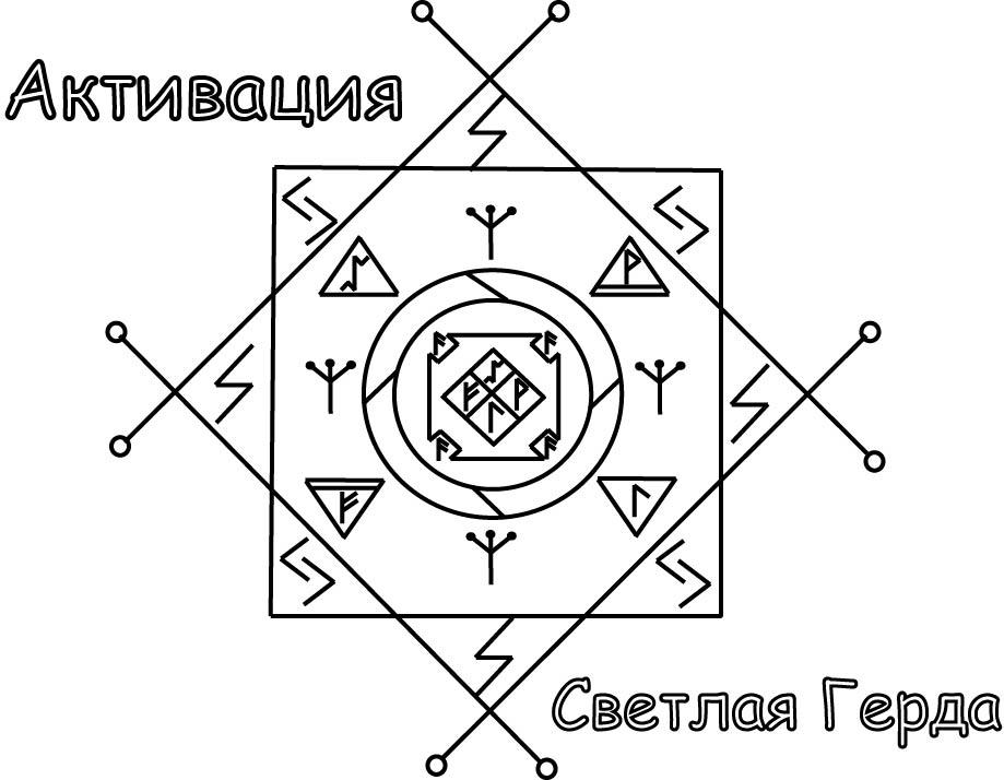 """Став """"Активация"""" Автор Светлая Герда Aau_11"""
