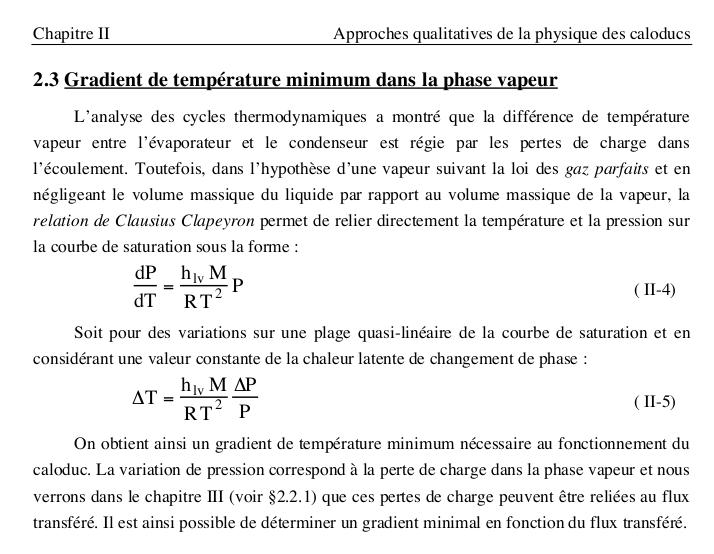 CALODUC : principe de fonctionnement avancé (pour thermicien ou spécialiste) Relati10
