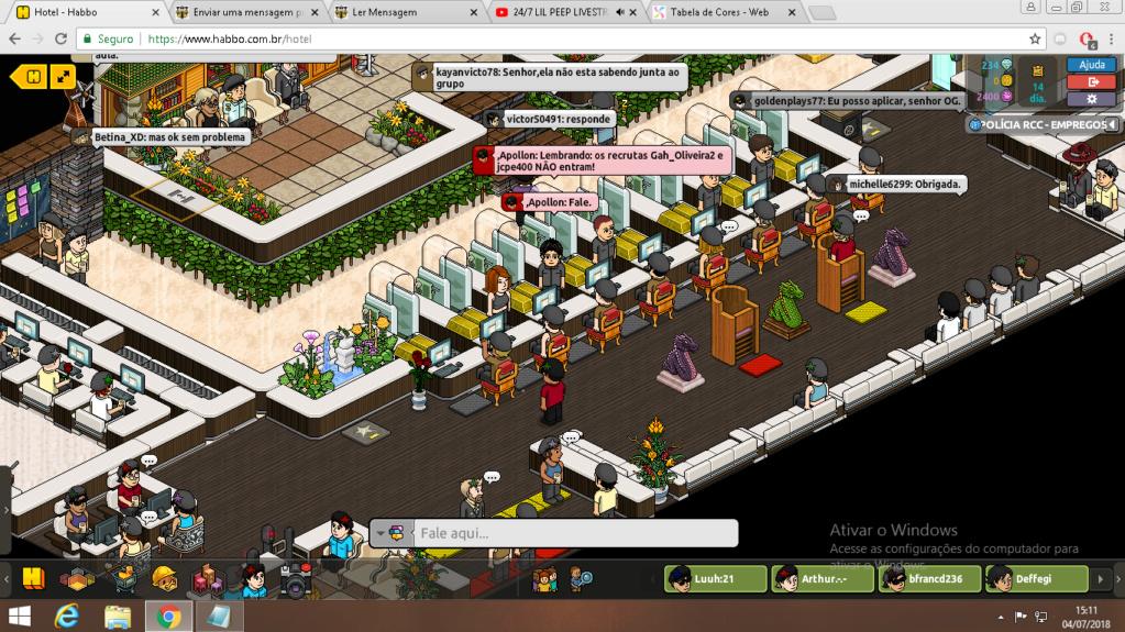 CFO - Postagem de atividades Screen19