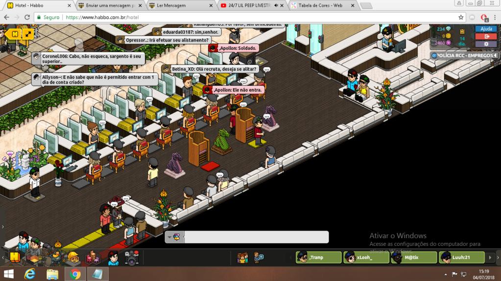 CFO - Postagem de atividades Screen28