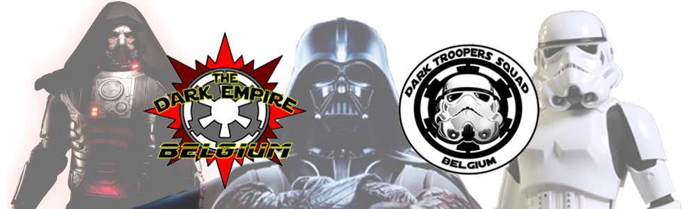 The Dark Empire - Dark Troopers Squad Be