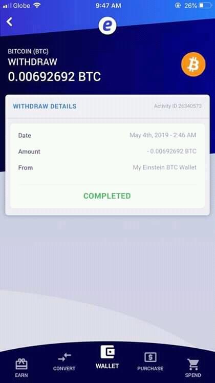 Giełda Einstein Exchange 7.50 USD za rejestrację. Fb_img10