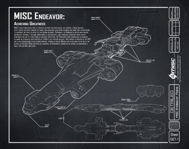 MISC - ENDEAVOUR Ccc10