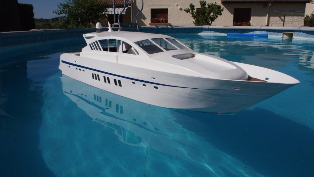 Yacht Léopard 27 Open (plan BM 1/20°) de albatros55 - Page 4 P6281213