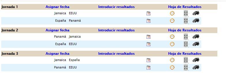 [CA] Grupos, Fixture de Jornadas & Horarios Jº1/Jº2 Fasec10
