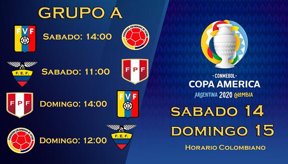 [CA] Grupos, Fixture de Jornadas & Horarios Jº1/Jº2 Grupoa13