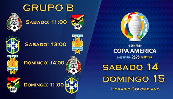 [CA] Grupos, Fixture de Jornadas & Horarios Jº1/Jº2 Grupob13