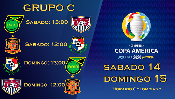[CA] Grupos, Fixture de Jornadas & Horarios Jº1/Jº2 Grupoc13