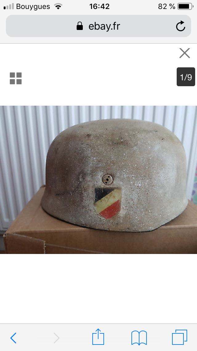 Authenticité d'un casque fallschirmjäger  814f6210