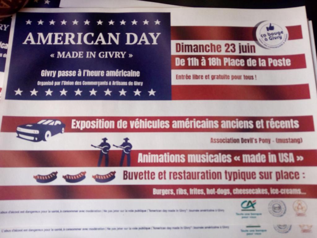 American Day à Givry (71) le 23 Juin P_201934