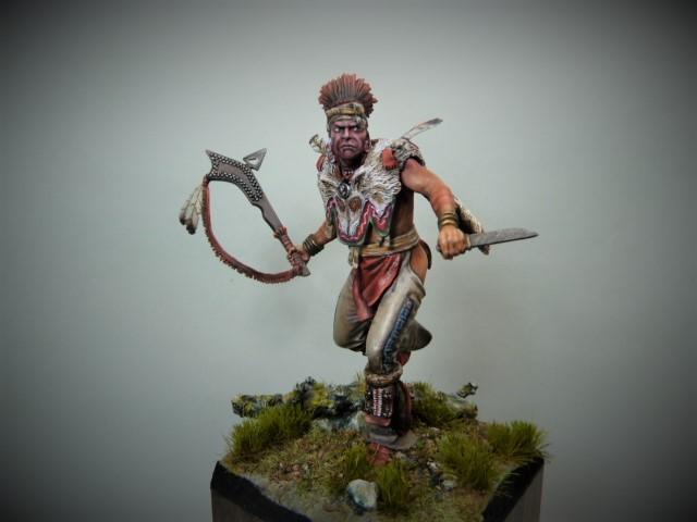 Fox Warrior, Pégaso Models  P1100212
