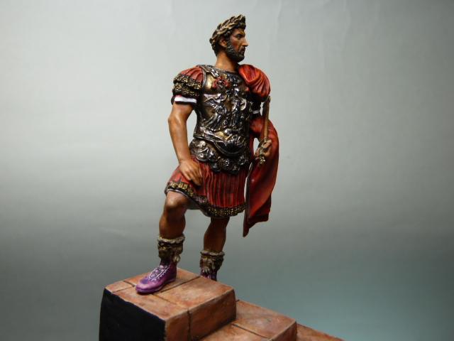Publius Aelius Hadrianus 54 mm. P1100730