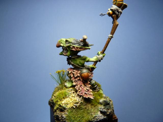 Morbag le Gobelin de chez Blacksmith Miniatures . P1100743