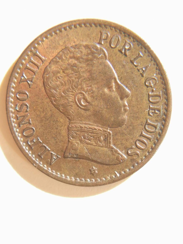 1 céntimo 1906 (*6). Alfonso XIII. SL V 1c_alf11