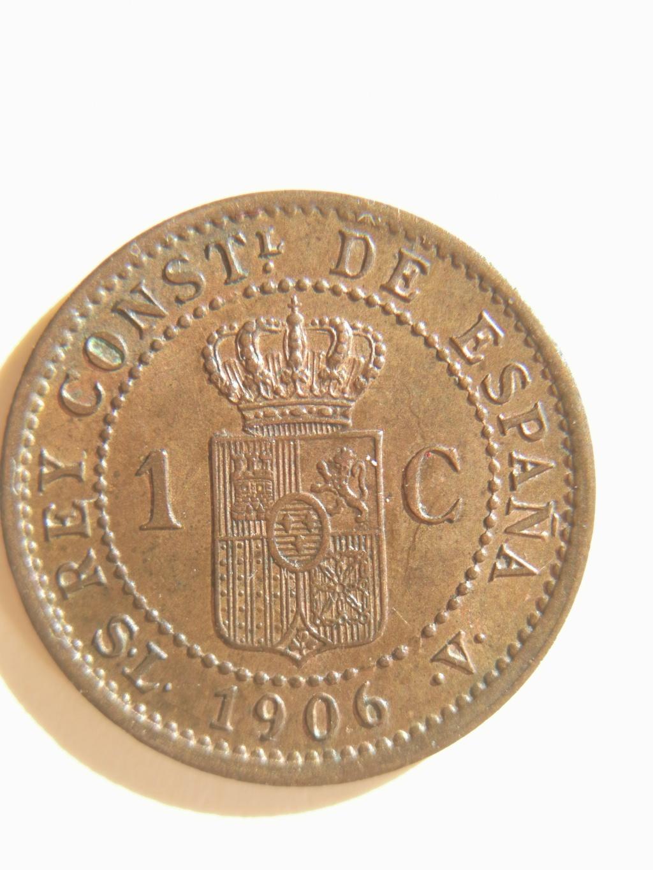 1 céntimo 1906 (*6). Alfonso XIII. SL V 1c_alf12