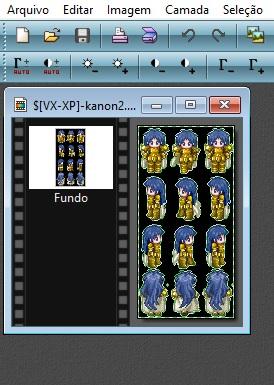 Como converter sprites de RMXP para VX 910