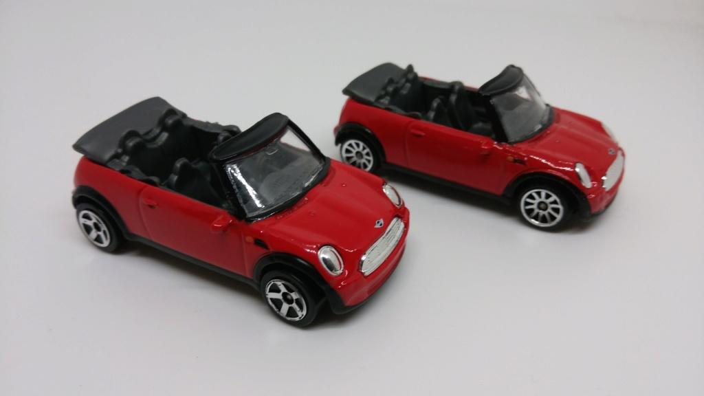 N°294E Mini Cooper Cabrio 20190241