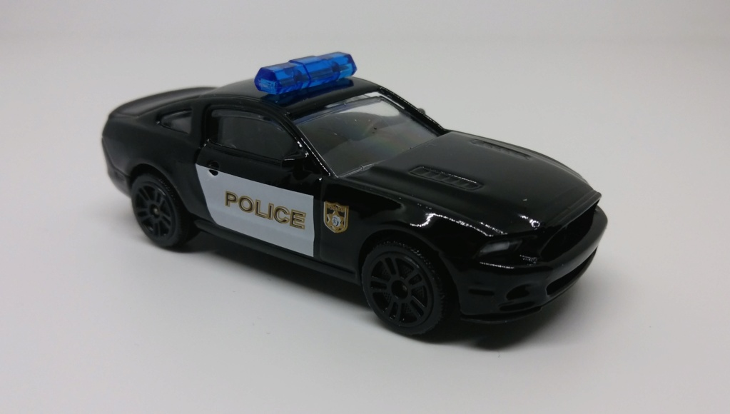 N°204A Ford Mustang police. 20190333