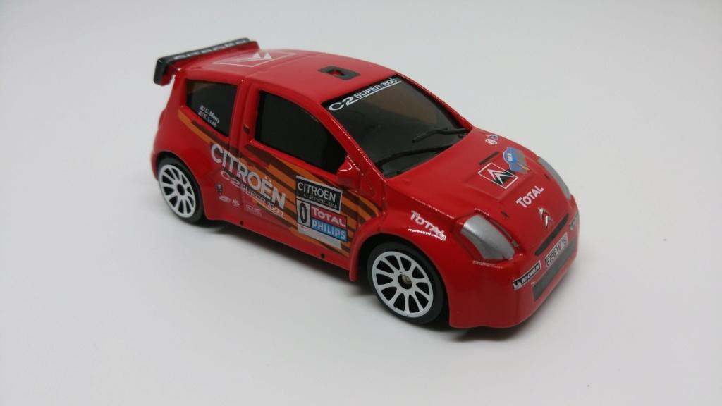 N°254G - Citroën C2 WRC 20190344