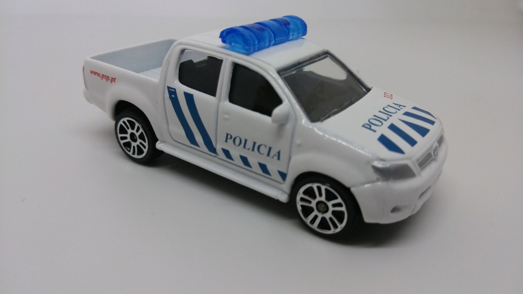 N°292B Toyota Hilux. 20190387