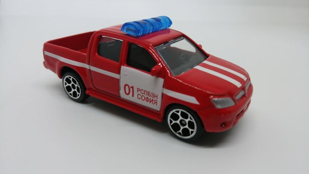 N°292B Toyota Hilux. 20190388