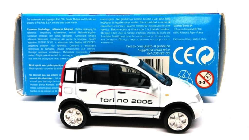 N°286B Fiat Panda 4x4 20191215