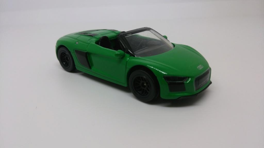 N°237F AUDI R8 V10 ( MOULE MAJORETTE )  Audi_r10