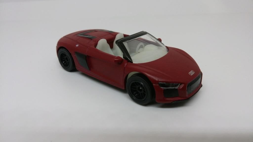 N°237F AUDI R8 V10 ( MOULE MAJORETTE )  Audi_r11