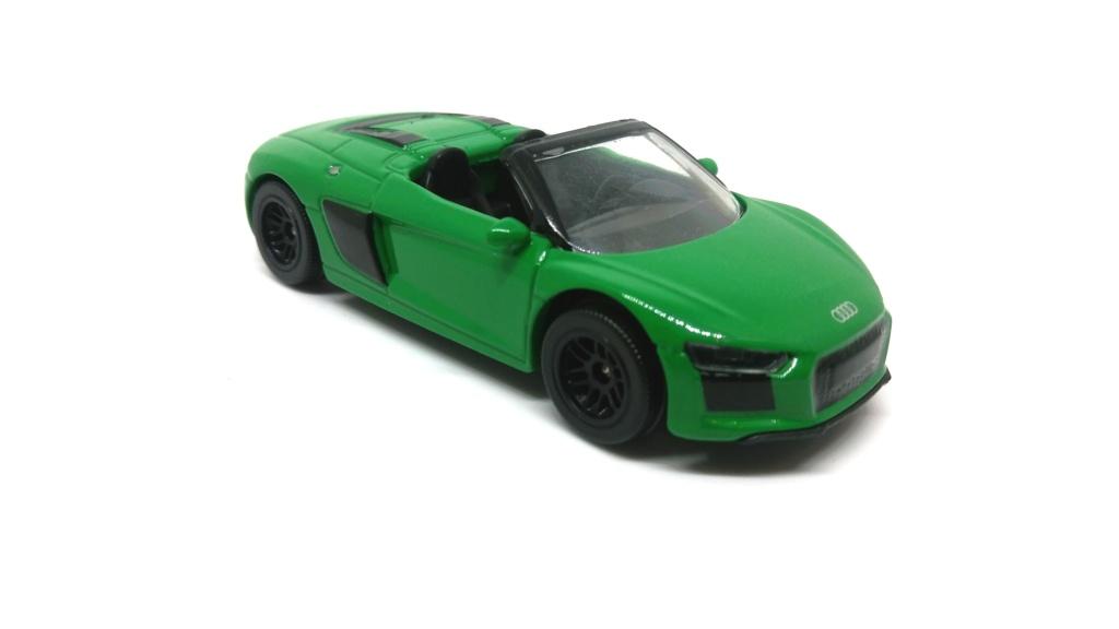 N°237F AUDI R8 V10 ( MOULE MAJORETTE )  Audi_r16