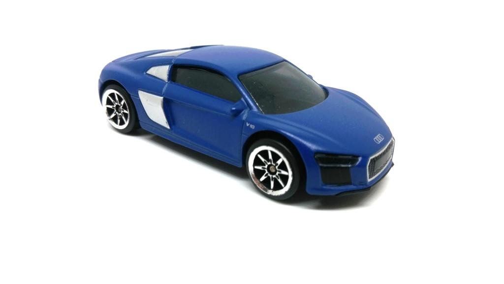 N°237F AUDI R8 V10 ( MOULE MAJORETTE )  Audi_r17