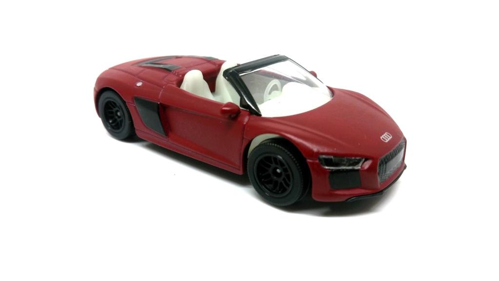 N°237F AUDI R8 V10 ( MOULE MAJORETTE )  Audi_r18