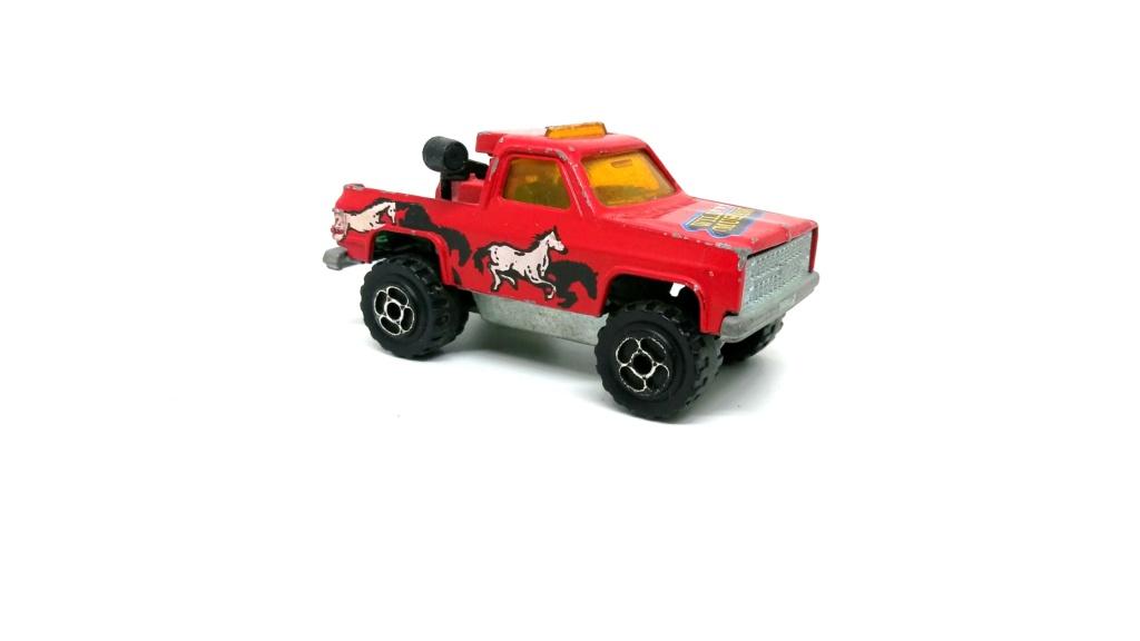 N°291 Chevrolet Blazer 4x4. Chevro28