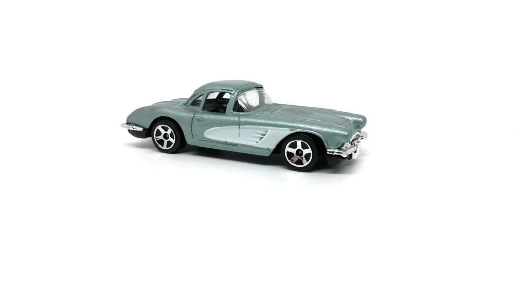 N°279 Chevrolet Corvette 1958 Chevro37
