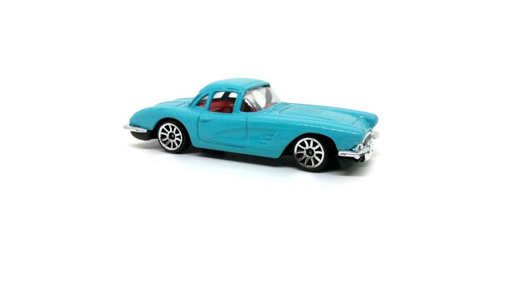 N°279 Chevrolet Corvette 1958 Chevro38