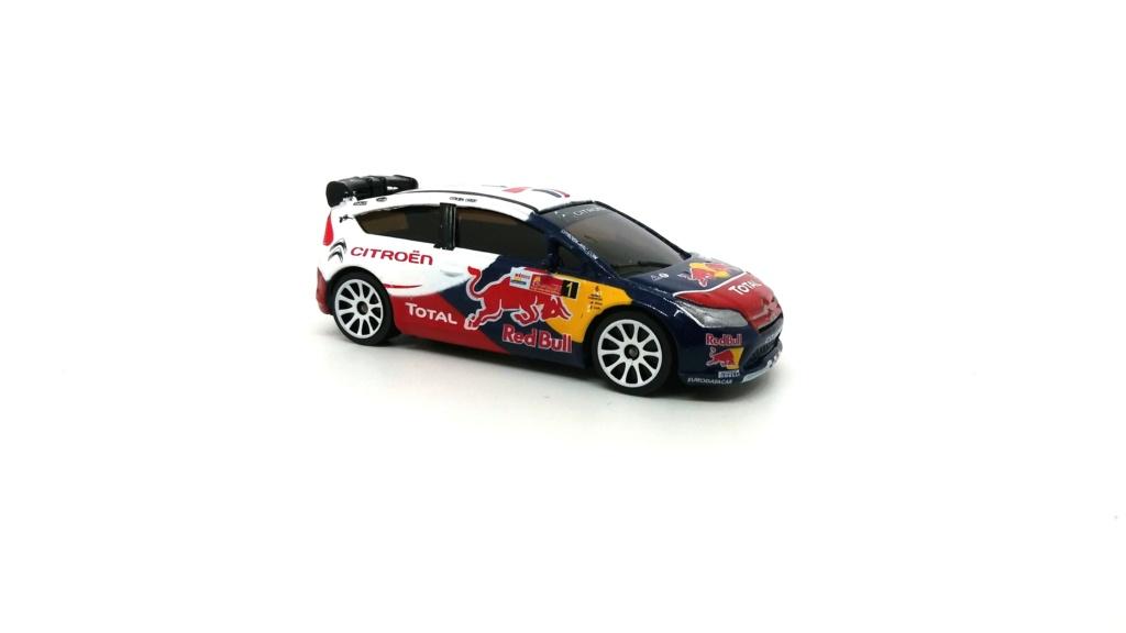 N°254I - Citroën C4 WRC Citroe37