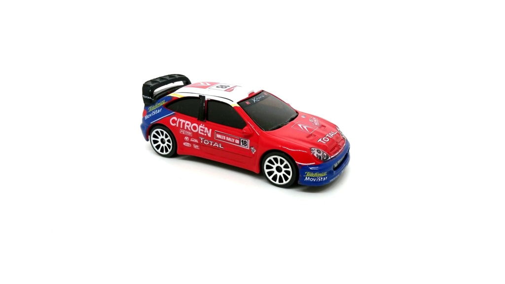 N°254E CITROËN XSARA WRC Citroe41