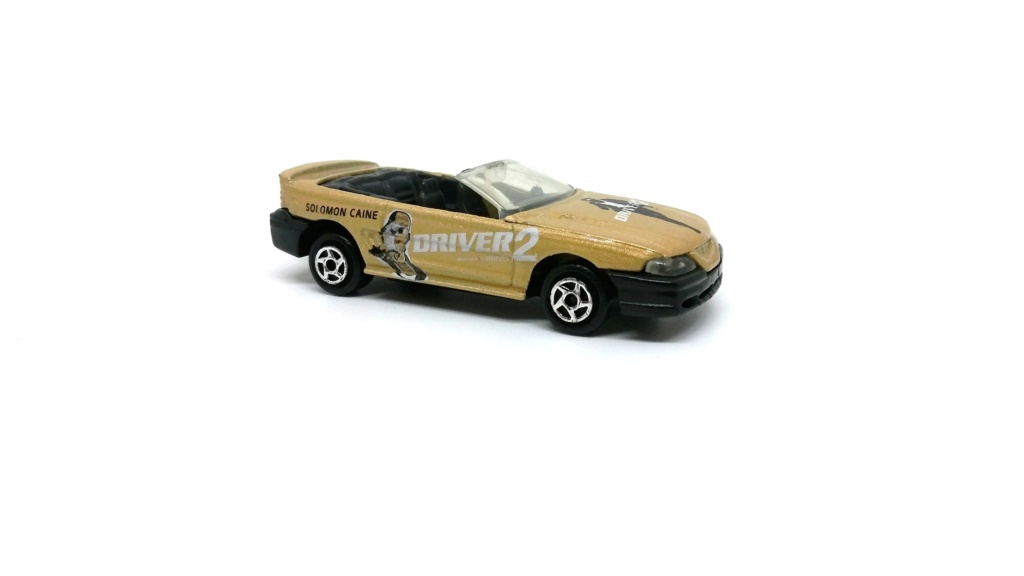 N°203 FORD MUSTANG GT CABRIOLET Ford_m25
