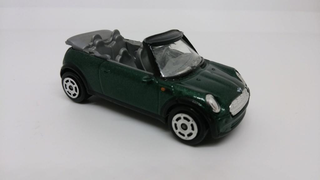 N°294E Mini Cooper Cabrio Mini_c11