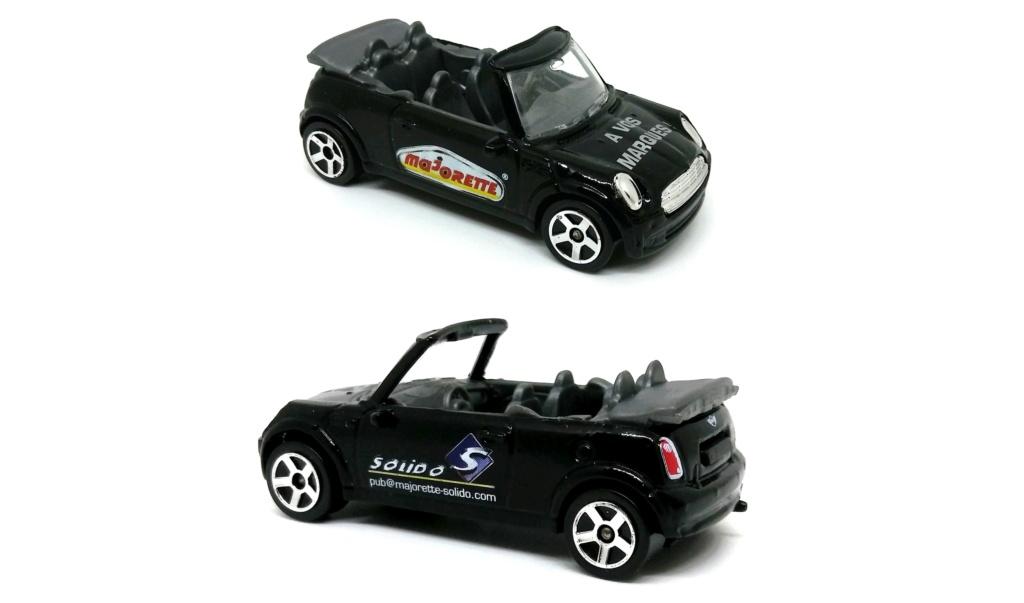 N°294E Mini Cooper Cabrio Mini_c12
