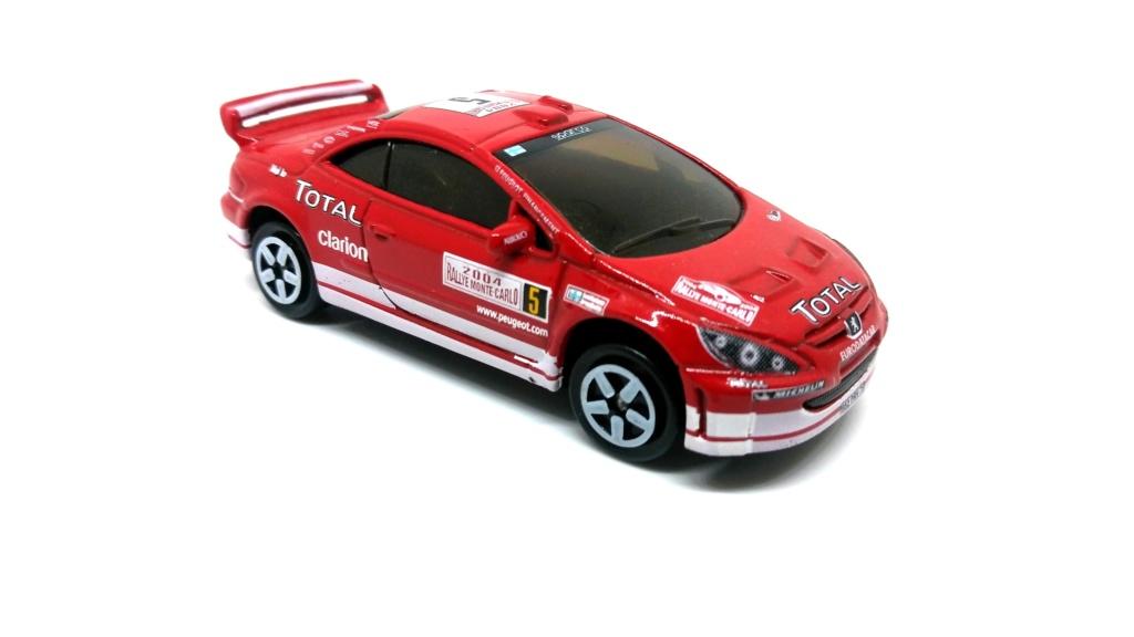 N°205D - Peugeot 307 WRC Peugeo24
