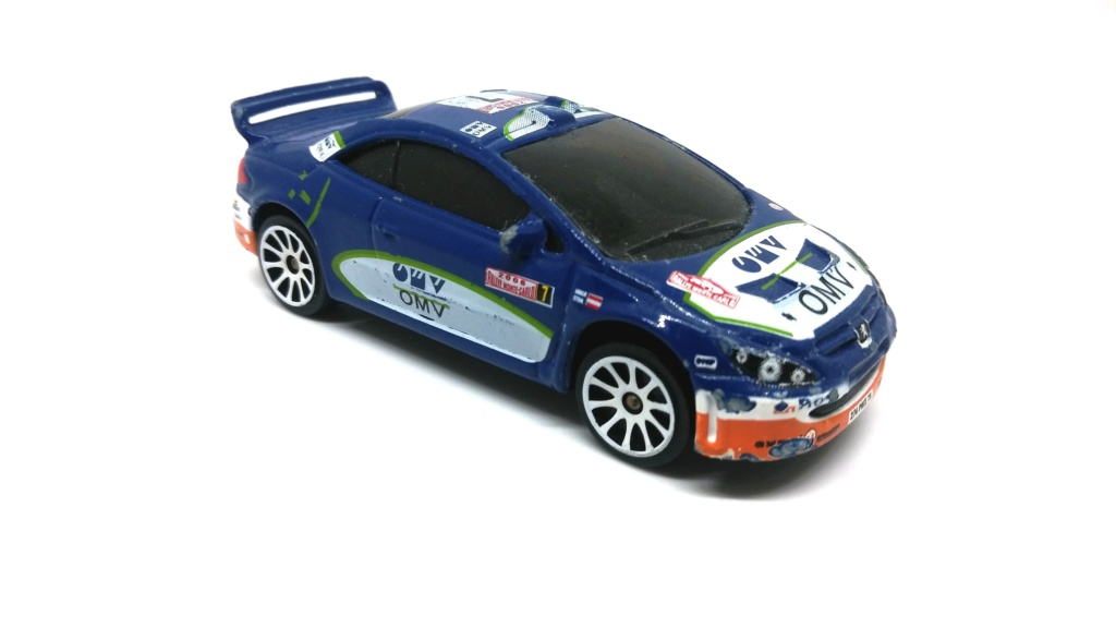 N°205D - Peugeot 307 WRC Peugeo25