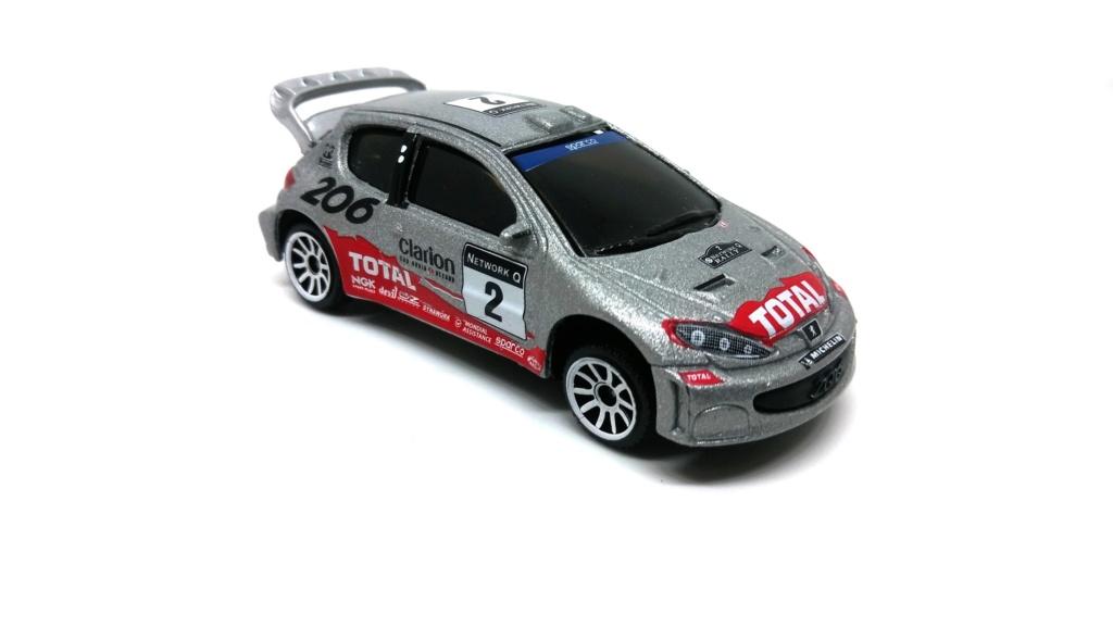 N°205B - Peugeot 206 WRC Peugeo26