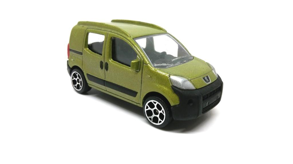 N°205H Peugeot Bipper Peugeo44