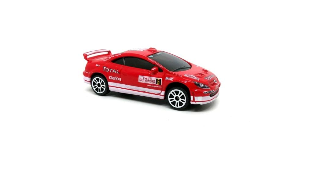 N°205D - Peugeot 307 WRC Peugeo49