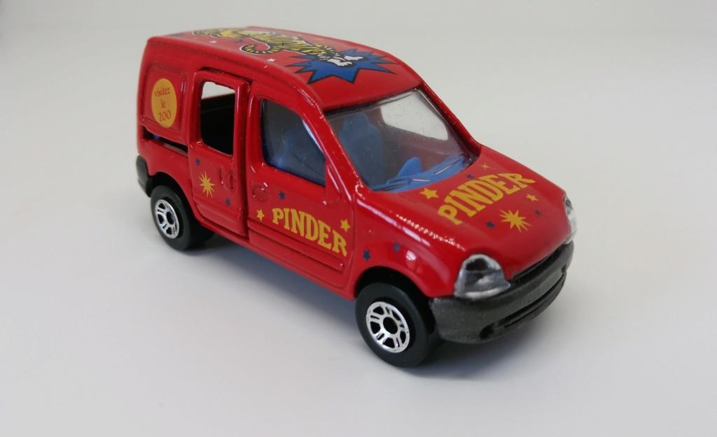 N°288-289 - Renault Kangoo I Renaul14