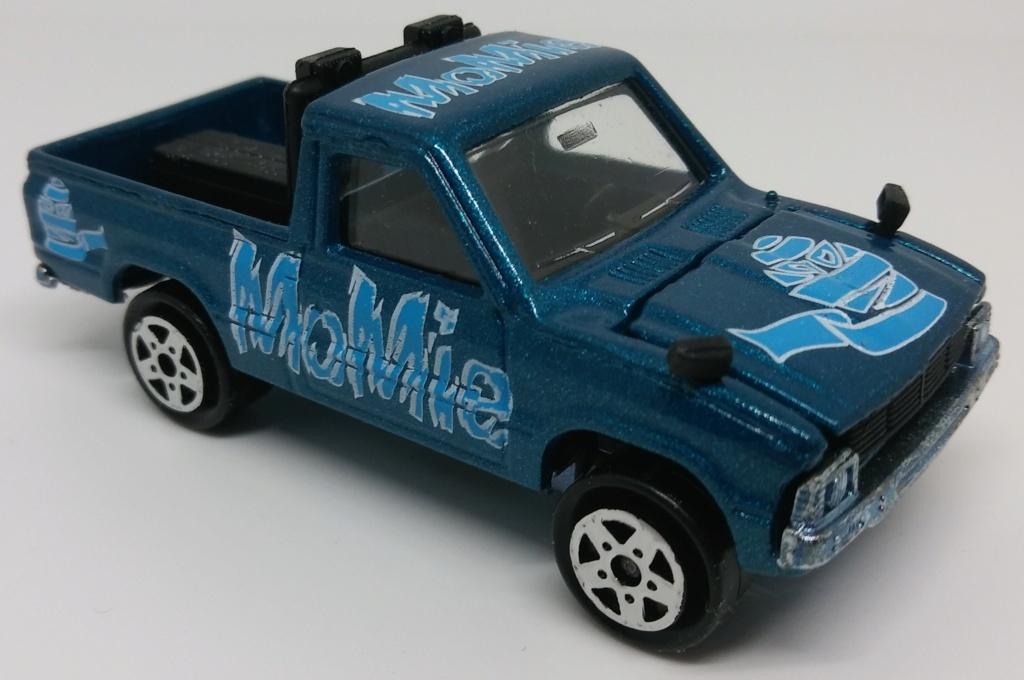 N°292 4x4 Toyota pick-up. Toyota18