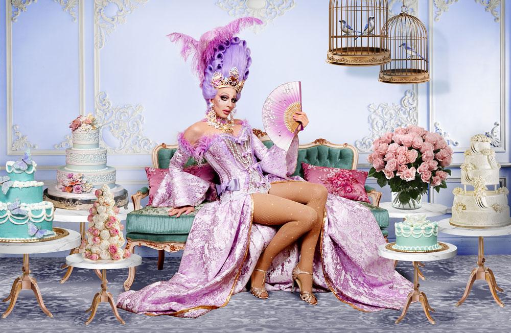 Miss Gay America 2019 Marie Antoinette Missga10