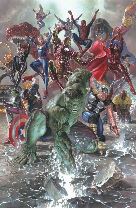 478-479 - Clarín - Colección Marvel 80 años - Página 3 60f74210