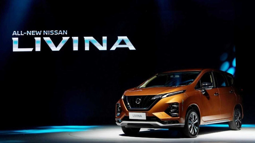 Nova Livina lançada na Indonésia Nissan13
