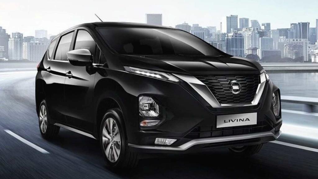 Nova Livina lançada na Indonésia Nissan15